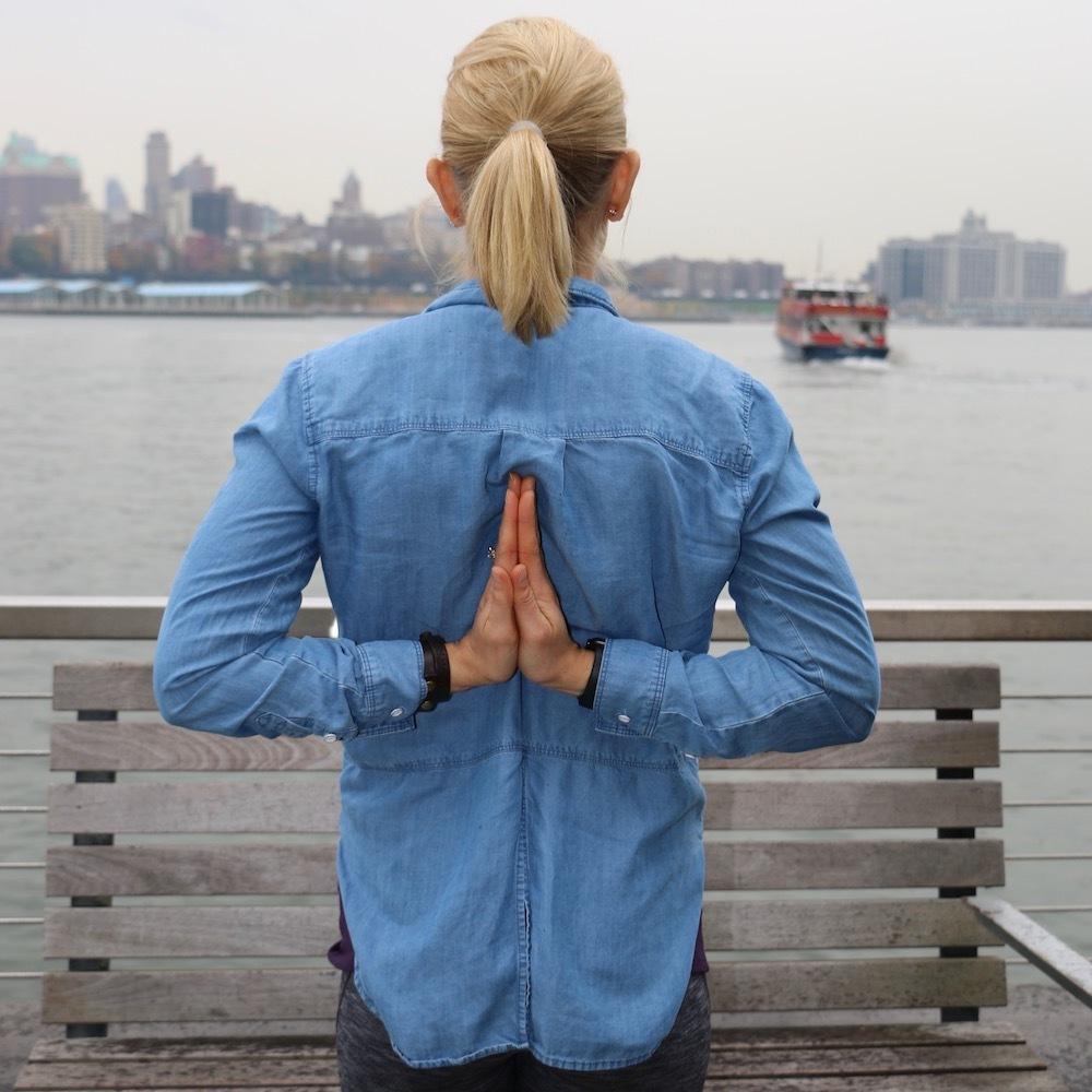 حرکت دعای پنهانی